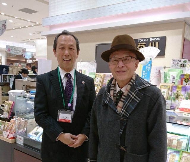 橋本五郎氏