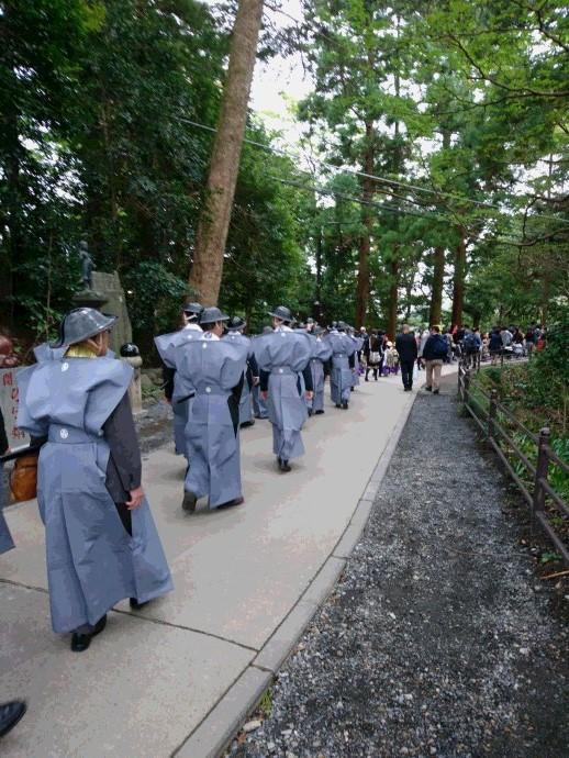高尾山秋季大祭 1